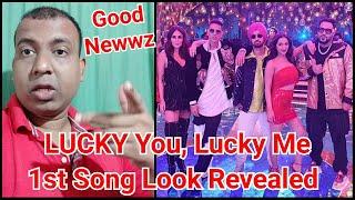Lucky You, Lucky Me First Song Look Revealed By Akshay Kumar, Kareena Kapoor Looks Ravishing
