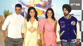 Good Newwz Trailer Launch   Full Video   Akshay Kumar, Kareena Kapoor, Kiara Advani, Diljit Dosanjh