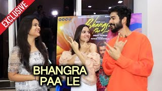 Bhangra Paa Le | Rukshar Dhillon And Sunny Kaushal Exclusive Interview
