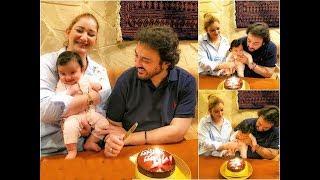 Meet Adnan Sami introduces Daughter Medina Sami !!!