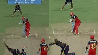 RCB vs KKR IPL 2018 Match 29  : Virat Kholi 68 Run in 44 Ball   KKR beat RCB by 6 wickets Highlights
