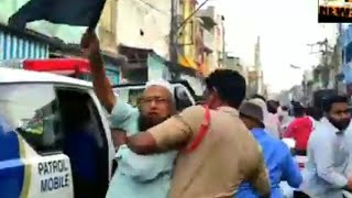 Hussaini Alam | Protest Against | NRC and CAA | Youths From Hussaini Alam Protest |Hyderabad Protest