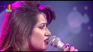 Rim Jhim Sawan Barse | Rahat Fateh Ali Khan | Shreya Ghoshal | Nancy | Banglavision