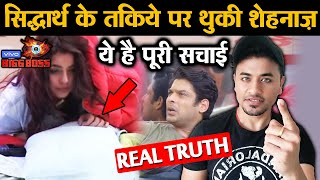 Bigg Boss 13 | Shehnaz SPITS On Sidharth Shukla's PILLOW; Here's The REAL TRUTH | BB 13 Video