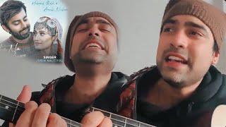 Jubin Nautiyal live singing Wafa Na Raas Aayee In Insta Live For His Fans | Himansh Kohli, Arushi