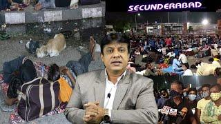 Hyderabad Mein Dusre State Ke Log Hue Pareshan | Kya Hone Wala Hai Lockdown | Kyu Phase Hai Yeh Log