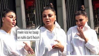 Mai Virus Se Nahi Darti, Mai Sherni Hu, Rakhi Sawant Back to Back Funny Moments Video