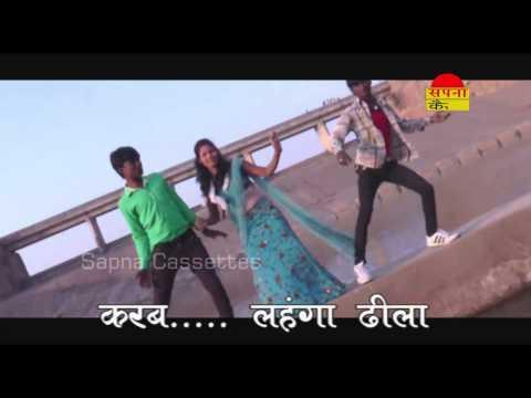 Kiss Debu Ka Ho - Latest Bhojpuri Hot Song   Jauni Bhai, Shyamli