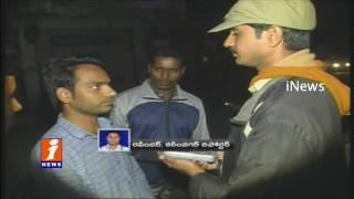 Karimnagar People Scared With Youth Bike Riding in Mid Night | iNwews