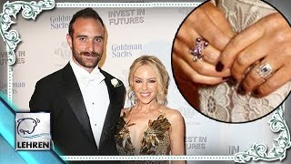 Kylie Minogue Officially ENGAGED To Joshua Sasse