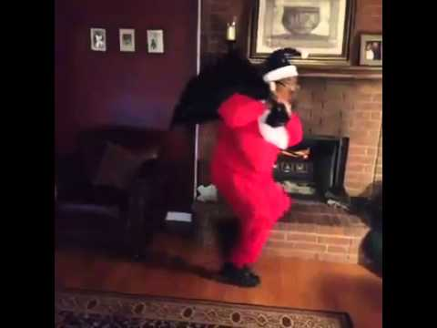 The Difference Between White Santa and Black Santa Is Extraordinary  - 7 Seconds Funny Video