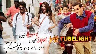 Jab Harry Met Sejal Phurrr Song Teaser Out, Jab Harry Met Sejal Vs Tubelight Opening Day Collection