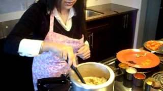Punjabi Chole recipe, Chickpea Curry, Chana masala, Garbanzo beans Indian