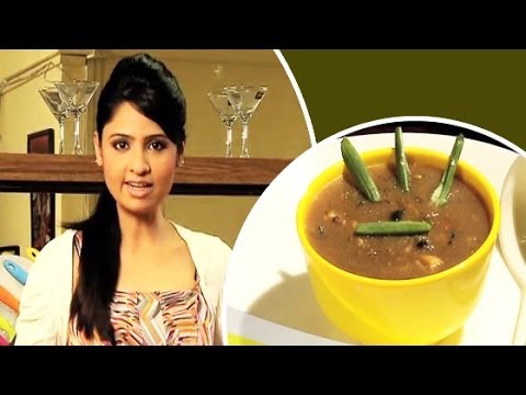 Hot & Sour Vegetable Soup Recipe Video