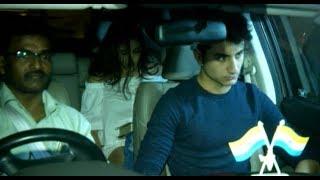 Sara Ali Khan &  Soha Ali Khan arrived at Saif Ali Khan's birthday bash