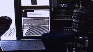 Raw- E-Cig. Explodes in KY. Man's Pocket News Video