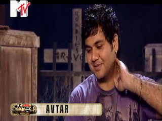 Graveyard 3 - Avtar (Episode 18) MTV Roadies Season 8