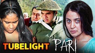 Sister Arpita GETS Emotional Watching Salman's Tubelight, Anushka's Haunted Look In PARI Out
