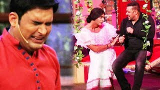 Kapil Sharma RESTLESS Coz Of Salman & Sunil's TUBELIGHT Special Episode?