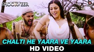 Chalti He Yaara Ve Yaara - Ek Yodha Shoorveer | Sarodee Borah & Anand Bhaskar | Prabhu Deva & Tabu