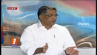 BJP Sweeps Maharashtra, Neck To Neck With Shiv Sena In Bombay | News Watch (24-02-2017) | iNews