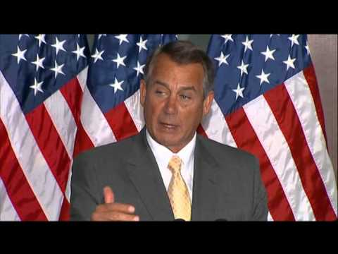 Boehner Questions Exec. Order, Gives Warning News Video
