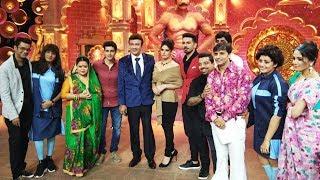 Aksar 2 Team On The Sets Of Comedy Dangal | Zareen Khan, Gautam Rode, Abhinav Shukla