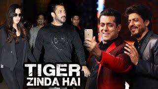 Salman-Katrina Takes Off To Austria - Tiger Zinda Hai Shooting, Shahrukh On Reuniting With Salman
