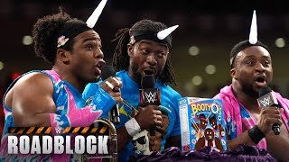 """WWE Network: The New Day unveils """"Booty-Os"""" cereal: WWE Roadblock 2016"""