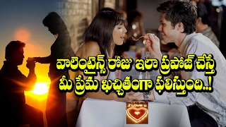 Best tips to propose your lover on valentines day || valentines special 2017 ||Rec Tv India