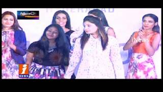 INIFD Students Fashion Show Impressed Hyderabad Fashion Lovers | Metro Colors | iNews