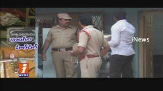 Thieves Halchal In Karimnagar Town | iNews