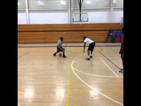 When Your Girl Come to Watch You Play Basketball  - 7 Seconds Funny Video