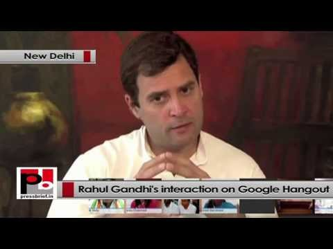 Rahul Gandhi - The idea of INC primaries is a revolutionary idea in Indian democracy
