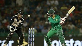 Pakistan vs New Zealand, T20 World Cup 2016: New Zealand won by to 22 runs