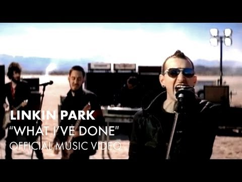 Linkin Park - What I've Done (Official Music Video) - Best of Linkin Park Song