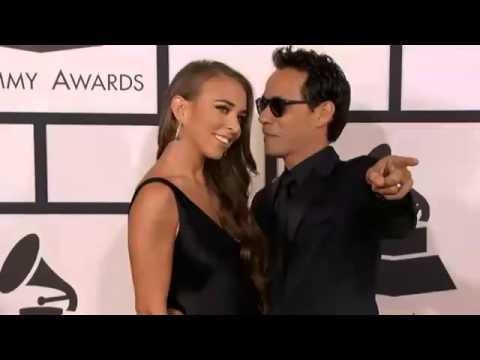 Grammy Awards 2014 Full Show - Marc Anthony Red Carpet Grammy 2014 Awards Marc Anthony