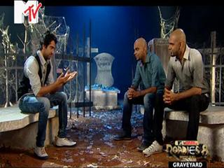 Graveyard 4 -Raghu And Rajeev  (Episode 22) MTV Roadies Season 8