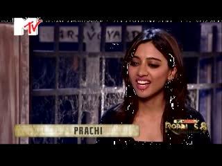 Graveyard 6 -Prachi (Episode 26) MTV Roadies Season 8