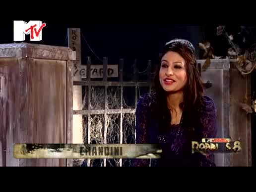 Graveyard 7 -Chandini (Episode 28) MTV Roadies Season 8