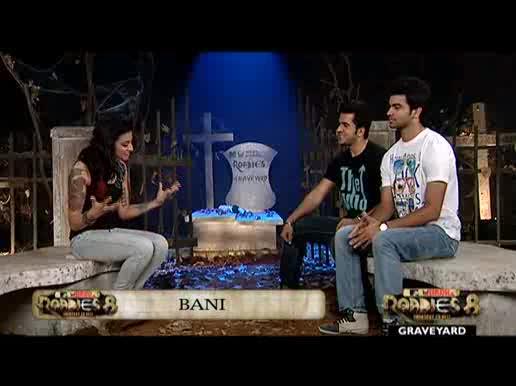 MTV Roadies Season 8 Graveyard 16 Episode 44 - Suchit And Mohit