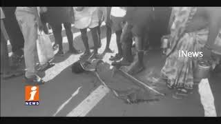 RTC Bus Hits Boy In Vegavaram | Boy lost life | West Godavari | iNews