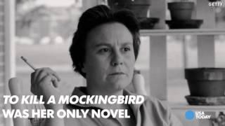 Harper Lee, author of 'To Kill a Mockingbird,' dies News Video
