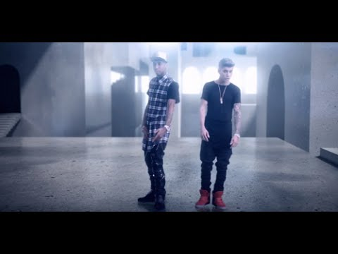Tyga ft. Justin Bieber - Wait For A Minute (Official Video) Legendado [With Lyrics On Screen] HD - Best of Justin Bieber Song