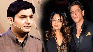 Shahrukh Khan's Wife Gauri CAUGHT Kapil Sharma Outside Mannat - Here's What Happened Next