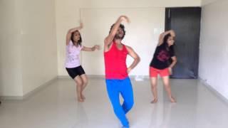 Chitiyan Kalaiyan Ve (Learn Dance Steps) by Devesh Mirchandani