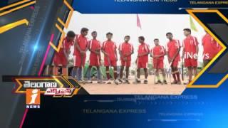 Telangana Express Speed News (06-06-2017) | iNews