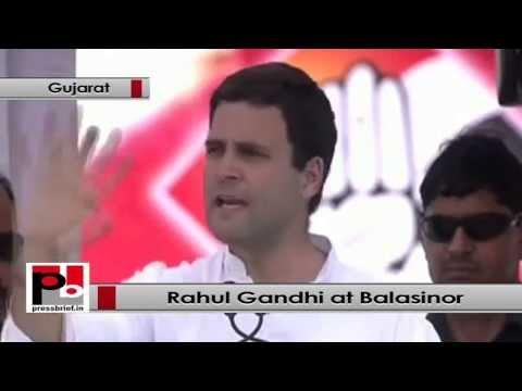 Rahul Gandhi - Food security bill  guaranteeing food to about 80 crore people