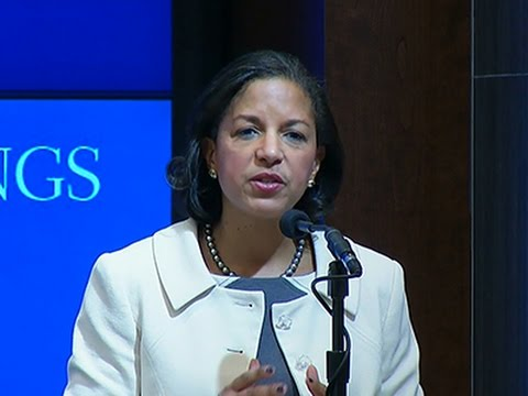 Rice Details US National Security Strategy News Video