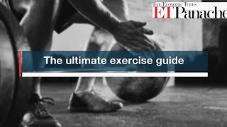 Your Mondays to Sundays are sorted! The ultimate exercise guide